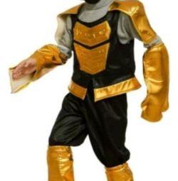 120-128 Робот карнавальный костюм