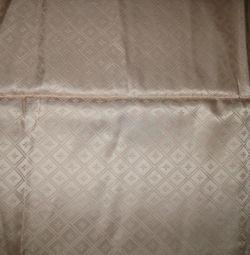Корсетная тканину.