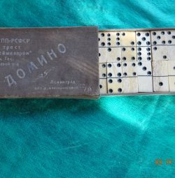 Domino 40th years