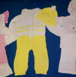 Things package for a girl 9-12 months