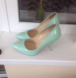 Carlo Pazolini pantofi noi