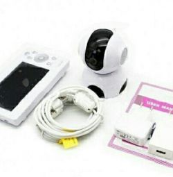 Video monitor with 8203KF monitor new