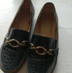 Pantofi fete negre
