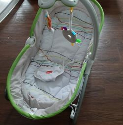 Cradle chaise lounge Tiny love 3 in 1