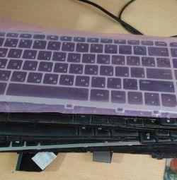 Дохлые клавиатуры ноутбуков