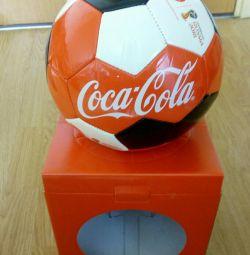 Mingea de fotbal Coca-Cola