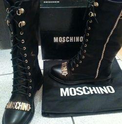Μπότες Moschino