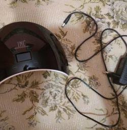 Лампа для маникюра uv- led