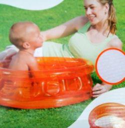 Piscină pentru copii, nou!