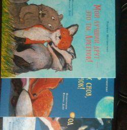 Children's books 3 pcs
