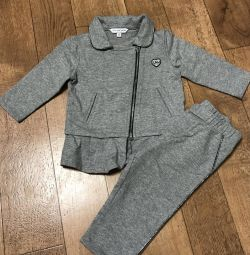 Suit for girl little marc Jacobs
