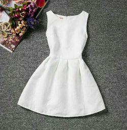 New white dress