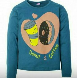 Blouse for girls 8 years old