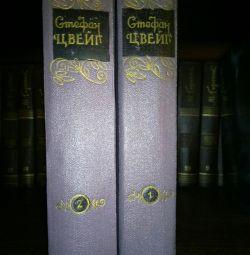 Βιβλία, Stefan Zweig / 2 τόμοι / 1956