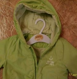 Branded Baby go jacket