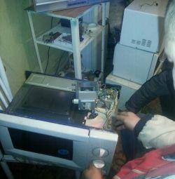 ремонт микроволновок