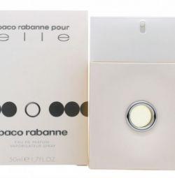 PACO RABANNE POUR ELLE EAU DE PARFUM 50ML