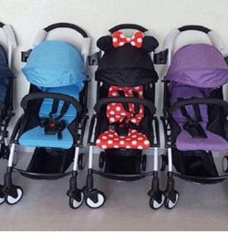 Baby Time Stroller