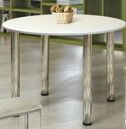 Round dining table 900 mm