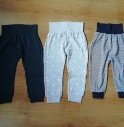 Baby Go Pants New