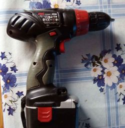 Used Skil cordless drill / driver