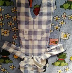 Salopeta din îmbrăcăminte Carters