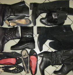 Обувь на 39-40