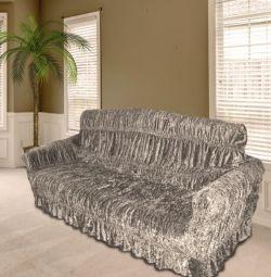 Canapea canapea acoperită