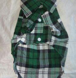 Рубашка новая, M