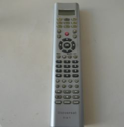 programmable remote control together with the instructions for use in the best