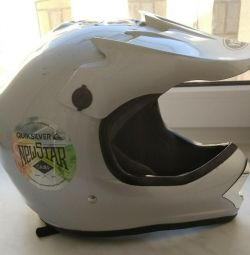 Helm for motocross