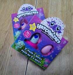 Yumurta sürpriz hatchwizard analog hatchimals