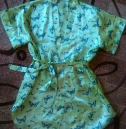Dressing gown + nightie