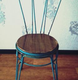 Chairs, 06men, 2 pieces