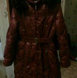 Χειμερινό αδιάβροχο για κορίτσι