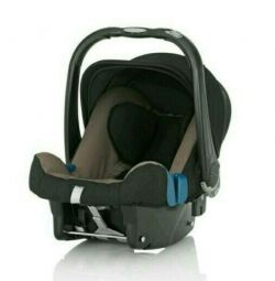 Carrying the child seat Romer (rumer) baby-safe