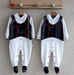 Jumpsuit for boy