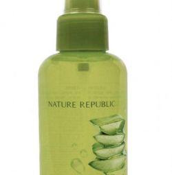 Aloe Spray de gel calmante
