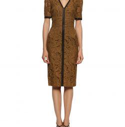 Burberry, rochie originală, luxoasă, din dantelă