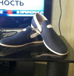 Туфли на мальчика 36 р-р НОВЫЕ