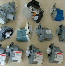 Drain pump for a washing machine