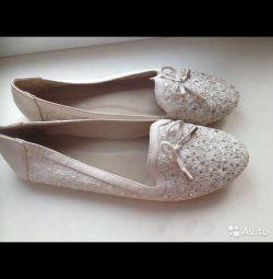 Παπούτσια μπαλέτου 40τ