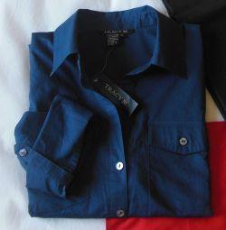Cămașă bluză nouă Tracy M SUA original