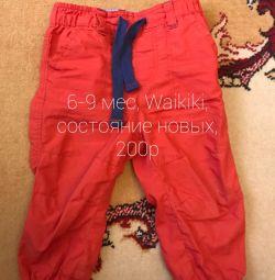 Pantolon kiabi