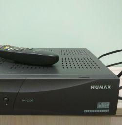 Satellite receiver Humax for parts