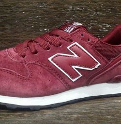 Sneakers New Balance 999 Cherry