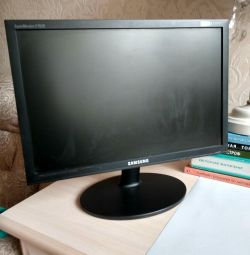 Monitorul Samsung SyncMaster E1920 + Mouse