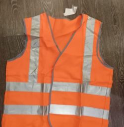 Îmbrăcăminte de lucru pentru veste