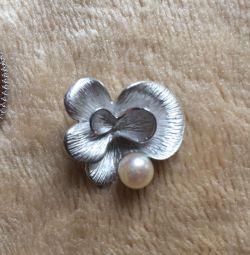 Pandantiv cu perle