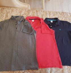 Brand-name men's shirt